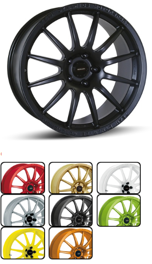 Team Dynamics Pro Race 1 2 17 U0026quot  Gloss Black Alloy For Ford
