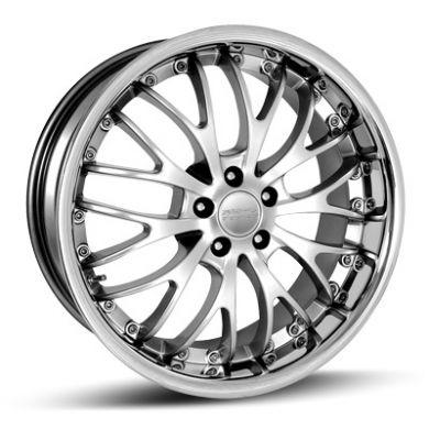 Team Dynamics Mesh Iii Silver 8 5 X 19 Alloy Wheel For Audi Rs4 B7